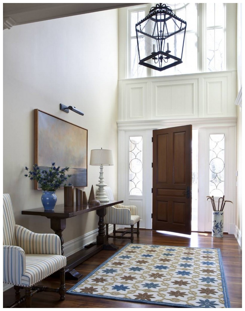 Large Art For Foyer : Foyer decor tips automated lifestyles